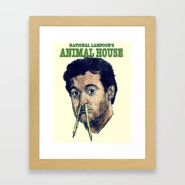 National Lampoon's Animal House Framed Art Print