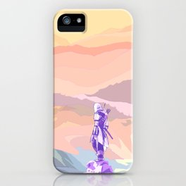 Assassin's Creed 3 Connor Kenway iPhone Case