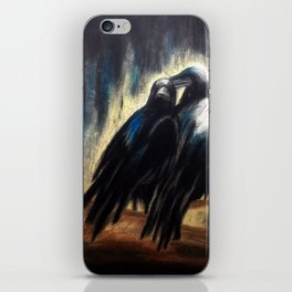 Two Birds of a Feather iPhone Skin