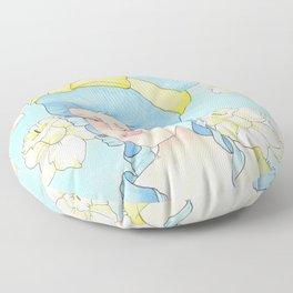 Marie Antoinette Floor Pillow