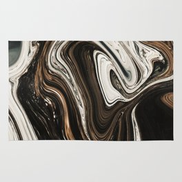 Melted Alps Rug