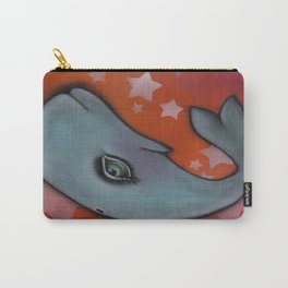 Waylon the Whale Carry-All Pouch
