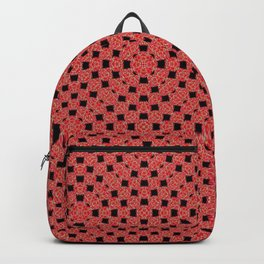 Watermelon Weave Design Inspired by Young Artist Backpack