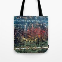 jungle Tote Bags featuring jungle by gasponce