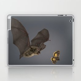 Brown Long-eared Bat Laptop & iPad Skin
