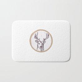 Oh, Deer! Bath Mat