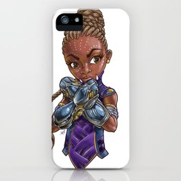 Princess of STEAM iPhone Case