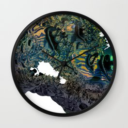 Life On Other Planets [Version 08] Wall Clock