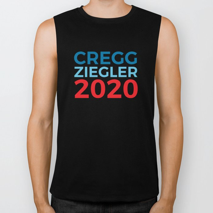 CJ Cregg Toby Ziegler 2020 / The West Wing Biker Tank
