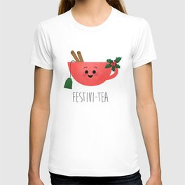 Festivi-tea T-shirt