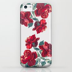 Red Roses iPhone 5c Slim Case