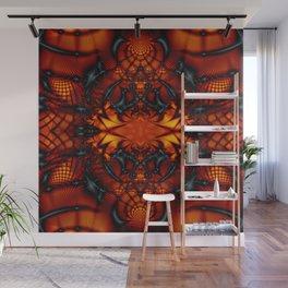 Fractal Art - Devil I Wall Mural