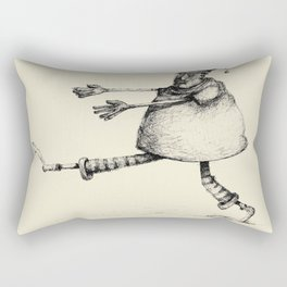 3:21 a.m. Rectangular Pillow