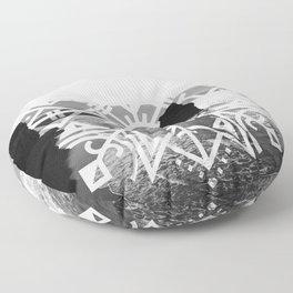 Rune of Protection Floor Pillow