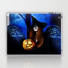 Samhain Witch Laptop & iPad Skin