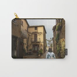 Old town of Tuscany Carry-All Pouch