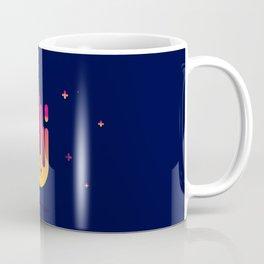 Happy Camper Fire Ball Coffee Mug