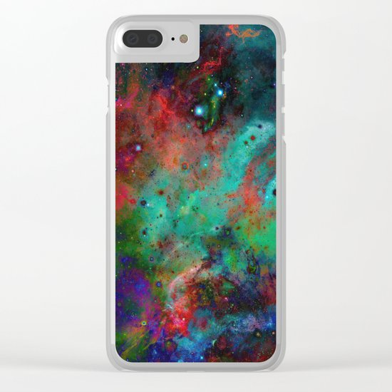 Everything is nothing 28 (therefore it was beautiful) Clear iPhone Case