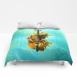 Undying Symphony Comforters