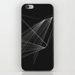 PRISMS DYSTOPIA iPhone Skin