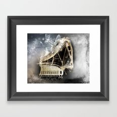 Piandemonium Framed Art Print