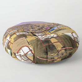 A Momentary Lapse of Reason (HD) Floor Pillow