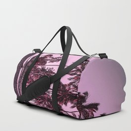 Palm trees 3 Duffle Bag