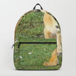 Extraordinary Animals - Lioness Backpack