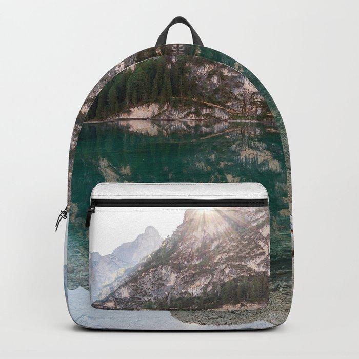 Lake Reflection Backpack