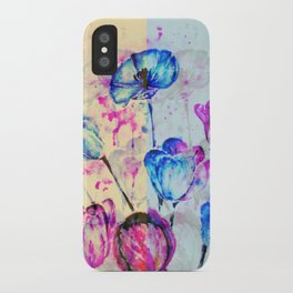 Multiply Spring iPhone Case