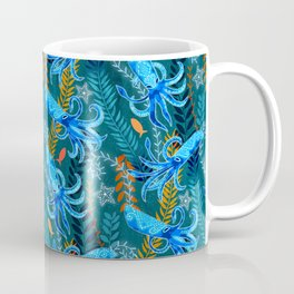 Sparkling Firefly Squid  Coffee Mug