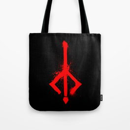 Bloody Rune Tote Bag