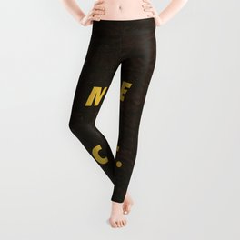 Make it count Motivational Inspirational Sayings Quotes Leggings