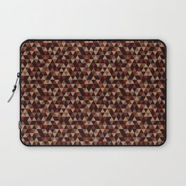 Colorful Triangles Pattern 2 Laptop Sleeve