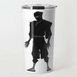 Deadly Ninja Assassin Travel Mug