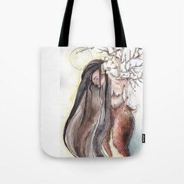 Faunish Tote Bag
