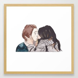 Sanvers Framed Art Print