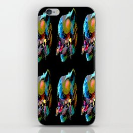 Rex Snack iPhone Skin