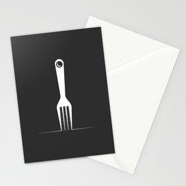Fork City Stationery Cards