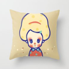 melody Throw Pillow
