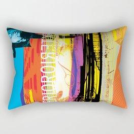 Eye This With Suspicion  Rectangular Pillow