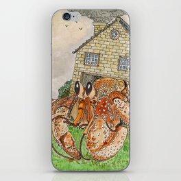 Hermit Apocalypse iPhone Skin