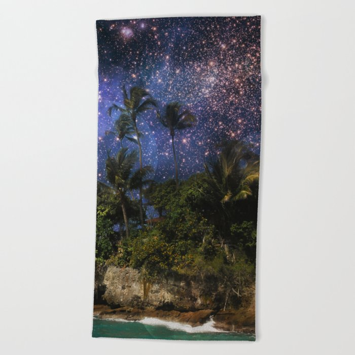 The Ultimate Canvas  Beach Towel
