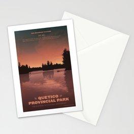 Quetico Provincial Park Stationery Cards