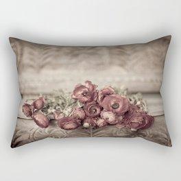 Fading Rectangular Pillow