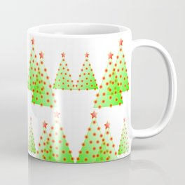 Christmas Trees Coffee Mug