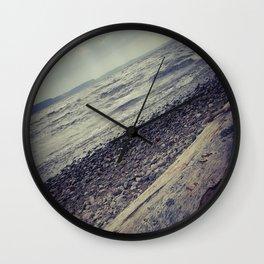 Free to Drift Wall Clock