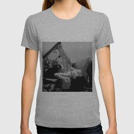 Chola Bad Ass Bitch Smokes T-shirt