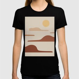 Cat Landscape 27 T-shirt