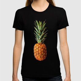 Pineapple Tropical Fruit Vector Art T-shirt